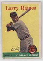 Larry Raines [Good to VG‑EX]
