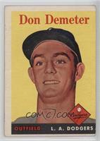 Don Demeter [GoodtoVG‑EX]