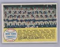 New York Yankees Team [Excellent]