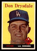 Don Drysdale [NM]