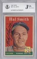 Hal Smith [JSA Certified Auto]
