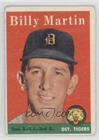 Billy Martin [GoodtoVG‑EX]