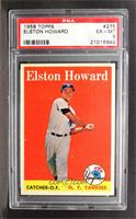 Elston Howard [PSA 6]
