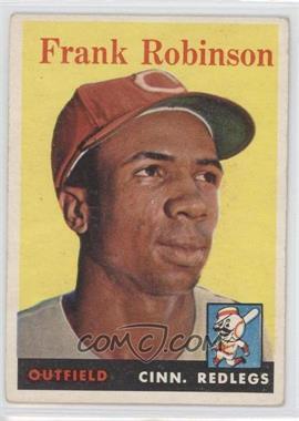 1958 Topps #285 - Frank Robinson