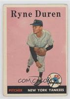 Ryne Duren [Good to VG‑EX]