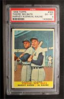 Tigers' Big Bats (Harvey Kuenn, Al Kaline) [PSA 6]