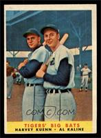 Tigers' Big Bats (Harvey Kuenn, Al Kaline) [EX MT]