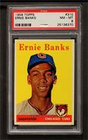 Ernie Banks [PSA8]