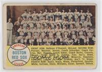 Boston Red Sox Team [PoortoFair]