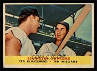 Sluggers Supreme (Ted Kluszewski, Ted Williams) [VG]