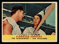 Sluggers Supreme (Ted Kluszewski, Ted Williams) [VG EX]