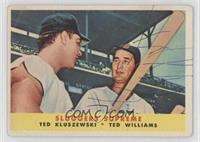 Sluggers Supreme (Ted Kluszewski, Ted Williams) [Good to VG‑EX]