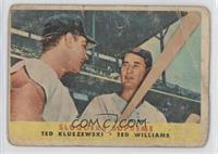 Sluggers Supreme (Ted Kluszewski, Ted Williams) [Poor]