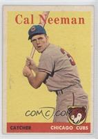 Cal Neeman (team name in white)