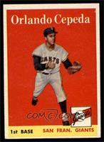 Orlando Cepeda [EX]
