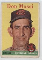 Don Mossi [Good to VG‑EX]