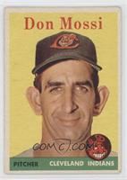 Don Mossi (White Team Name)