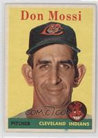 Don Mossi (Yellow Team Name)