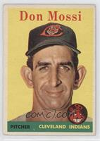Don Mossi (Yellow Team Name) [Good to VG‑EX]