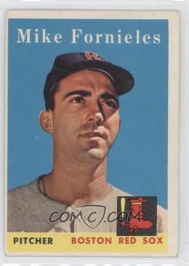 1958 Topps #361 - Mike Fornieles