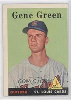 Gene Green