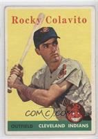 Rocky Colavito [GoodtoVG‑EX]