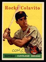 Rocky Colavito [EXMT]