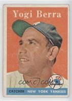 Yogi Berra [GoodtoVG‑EX]