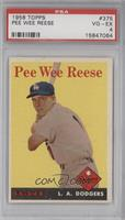 Pee Wee Reese [PSA4]