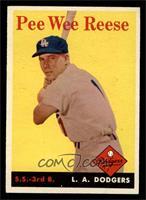 Pee Wee Reese [NM]