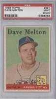 Dave Melton [PSA9(OC)]