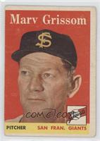 Marv Grissom [Good to VG‑EX]