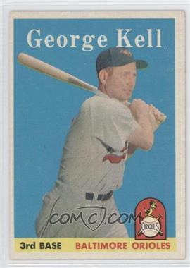 1958 Topps #40 - George Kell
