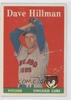 Dave Hillman [Good to VG‑EX]