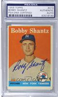 Bobby Shantz [PSA/DNACertifiedAuto]