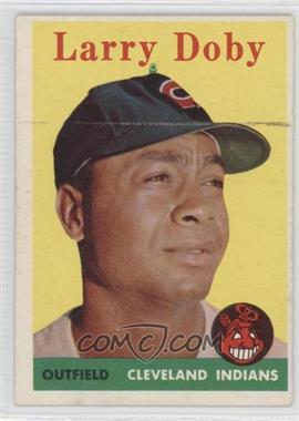 1958 Topps #424 - Larry Doby
