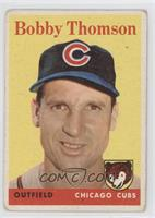 Bobby Thomson [Good to VG‑EX]