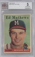 Eddie Mathews [BVG5]