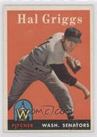 Hal Griggs