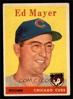 Ed Mayer [EX]