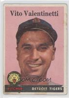 Vito Valentinetti [Poor to Fair]