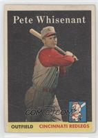 Pete Whisenant [Poor]