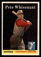 Pete Whisenant [EXMT]