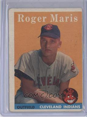 1958 Topps #47 - Roger Maris [Good to VG‑EX]
