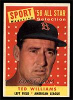 Ted Williams [VG EX]