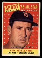 Ted Williams [EX MT]