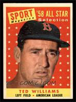 Ted Williams [EX]