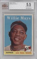 Willie Mays [BVG 5.5]