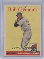 Roberto Clemente (White Team Name) [Poor]