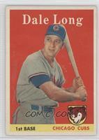 Dale Long [GoodtoVG‑EX]